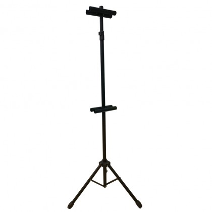 PAKEJ BORONG 20 PCS Tripod Bunting Banner Stand - Double Sided