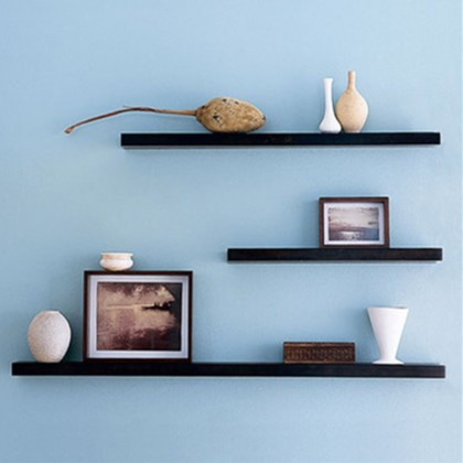 (3pcs-1 Set) Floating Wall Rack