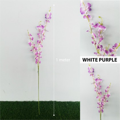 Artificial Dancing Lady Oncidium Orchid Orkid Oncidium Bunga Orkid Orchid Flower Bunga Gubah
