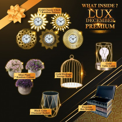 ✨ SPECIAL EDITION LUX DECEMBER GIFT SET ✨